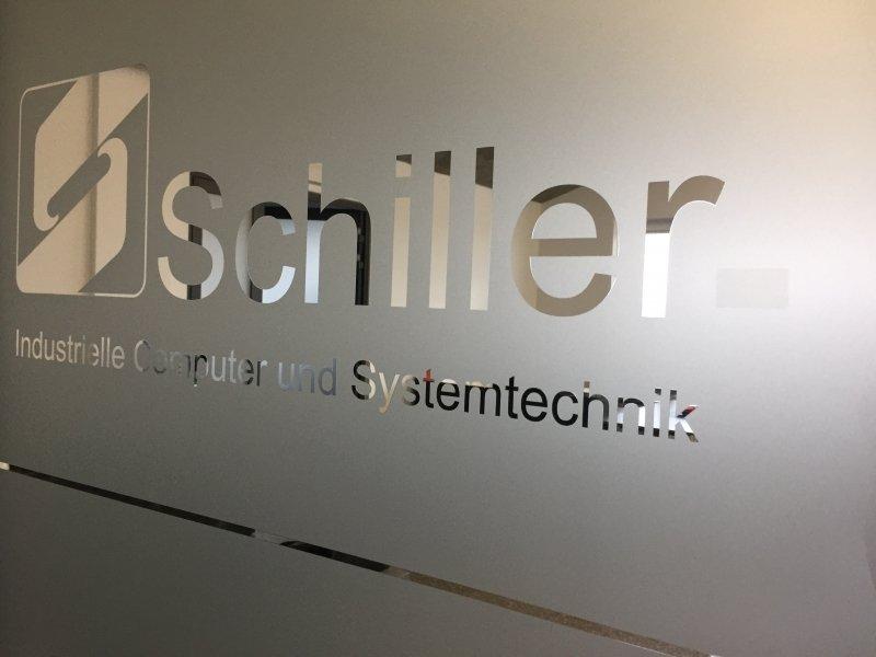 Изготовление киосков самообслуживания для Schiller GB